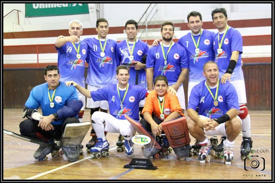 """Vice-Campeão : Clube Intermacional de Regatas """"B"""""""