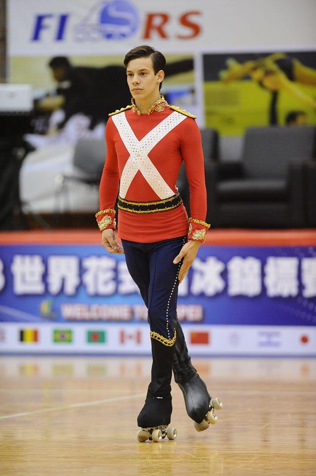 Juan Francisco Sanchez– Argentina – Medalha de bronze no Mundial