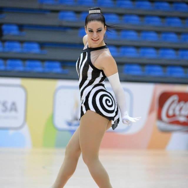 Sabrina Gagliano - Argentina - Campeã Sul-Americana e quarta colocada no Mundial