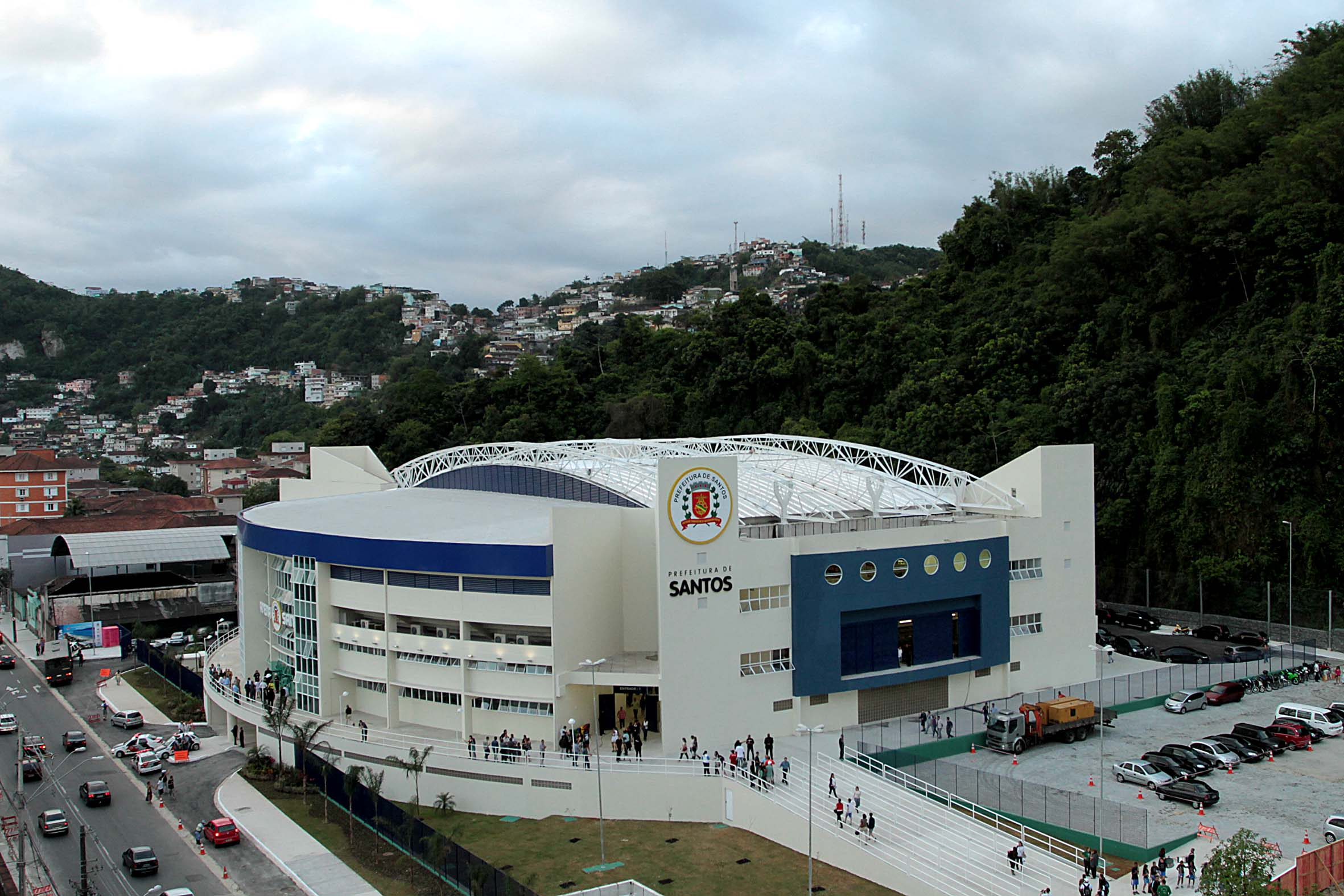 Arena Santos - Brasil