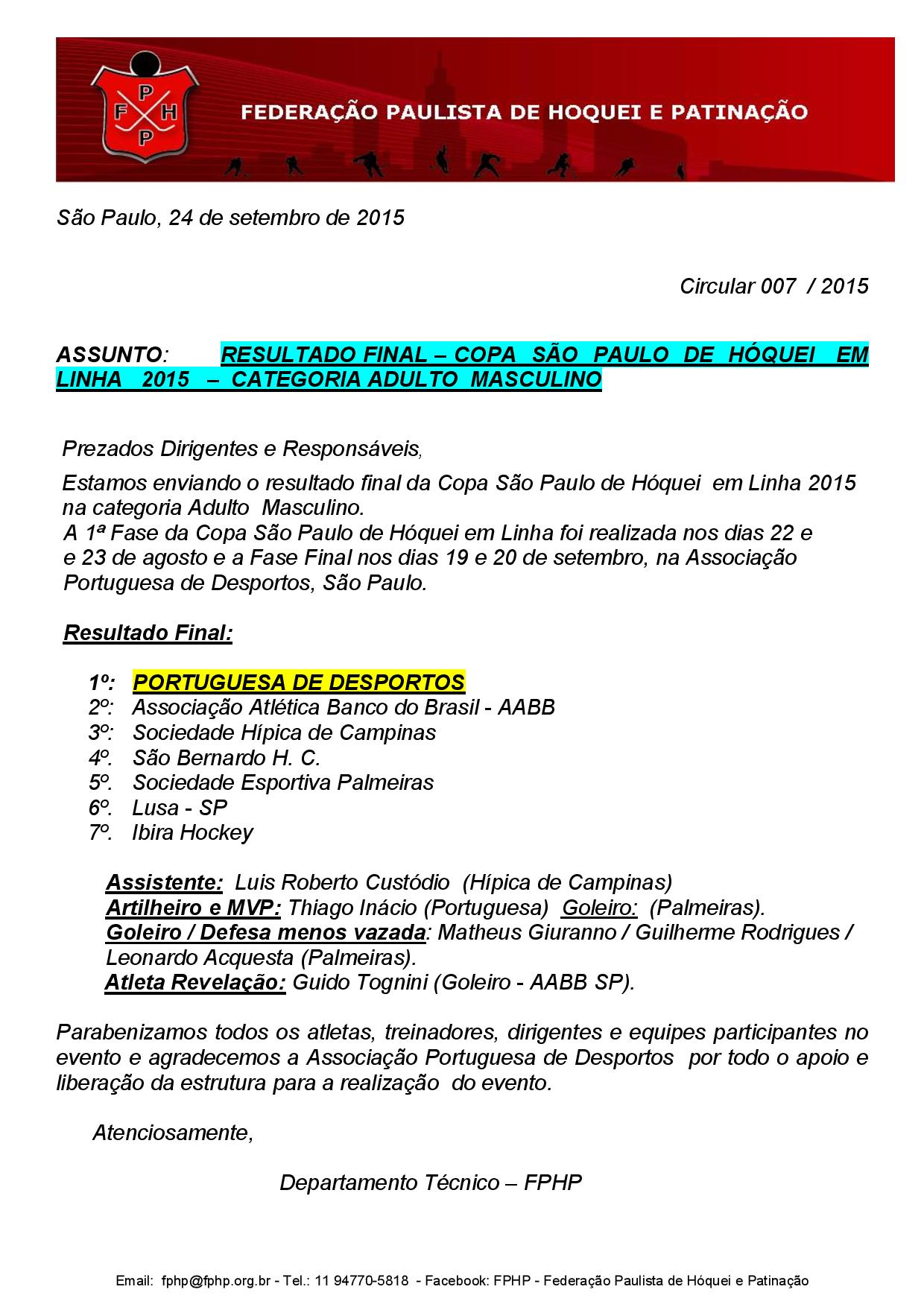 FPHP - Circular 007 - Resultado Final - Copa Sao Paulo 2015 - Categoria Adulto-page-001