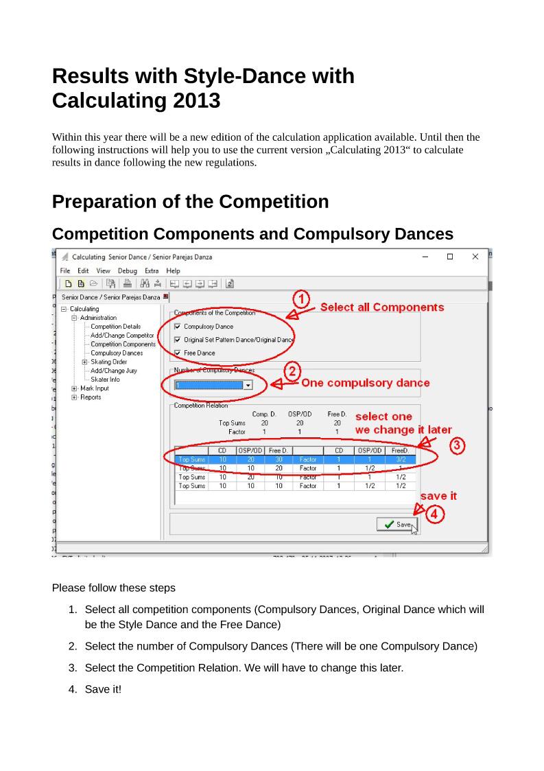 Cipa Cbhp Confederao Brasileira De Hquei E Patinao Waltz Dance Steps Diagram 2