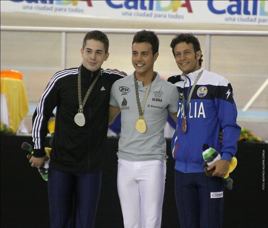 Marcel Stürmer - Jogos Mundiais 2013  - Cali, Colômbia