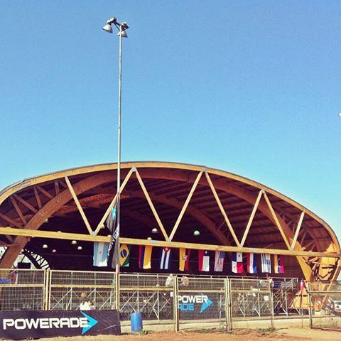 OPEN SUL-AMERICANO DE PATINAÇÃO ARTÍSTICA 2013 -  Patinodromo CAR - Estadio Nacional - Santiago, Chile
