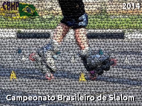 Campeoanto Brasileiro de Slalom 2014 - informações em breve