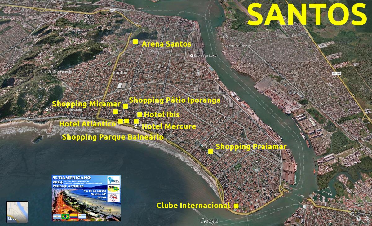 SANTOS-2014