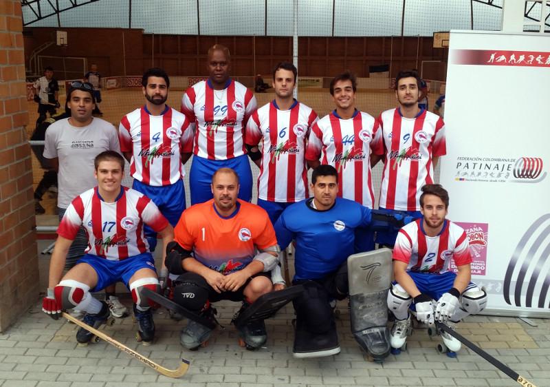 Clube Internacional de Regatas participa de Torneio de Hóquei na Colômbia
