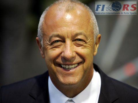 Sabatino Aracu - Presidente FIRS