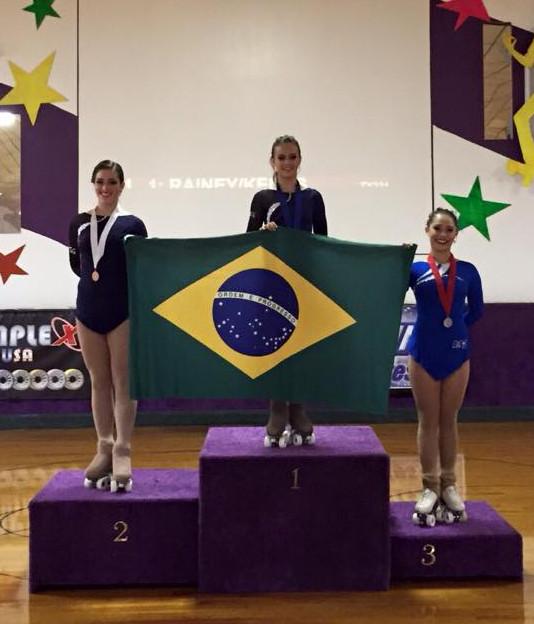 Premiação Solo Dance Junior Feminino