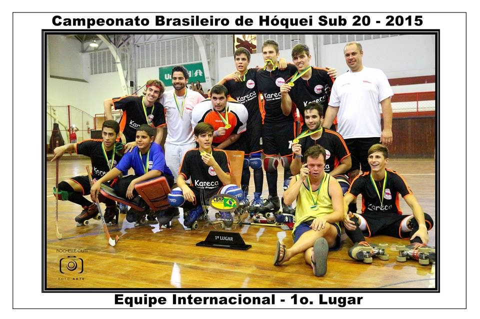 Clube Campeão Brasileiro de Hóquei Tradicional SUB20 - Clube Internacional de Regatas