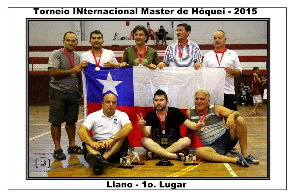 Campeão Torneio Master