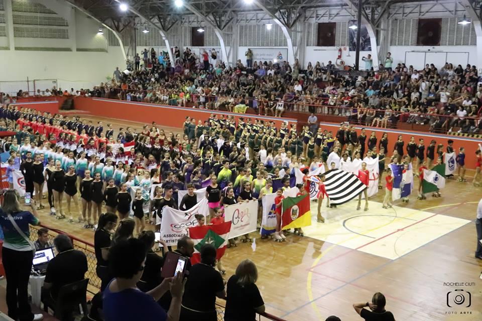 Cerimônia de Abertura Foto : Rochelle Ciuti