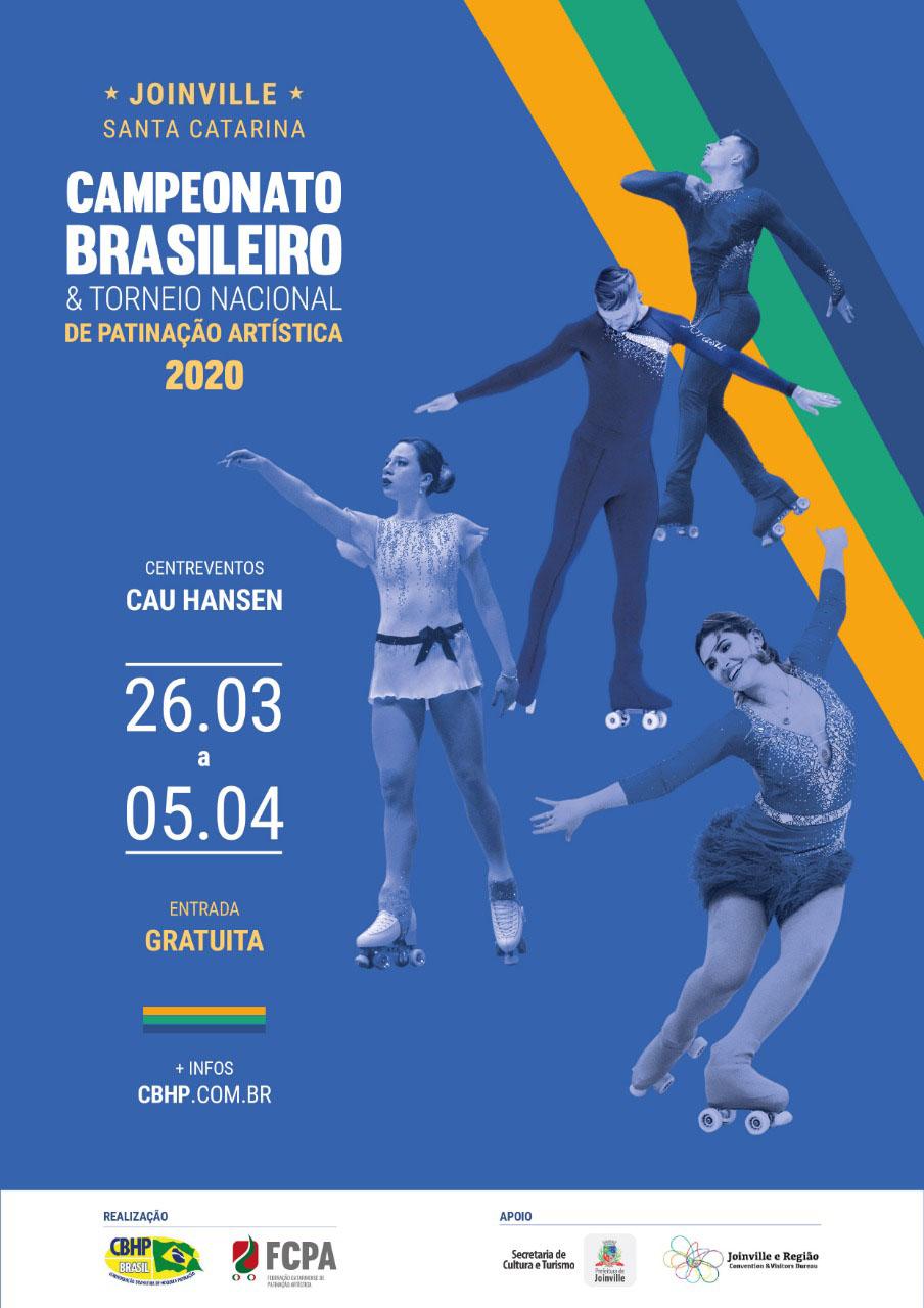 Cartaz Joinville 2020