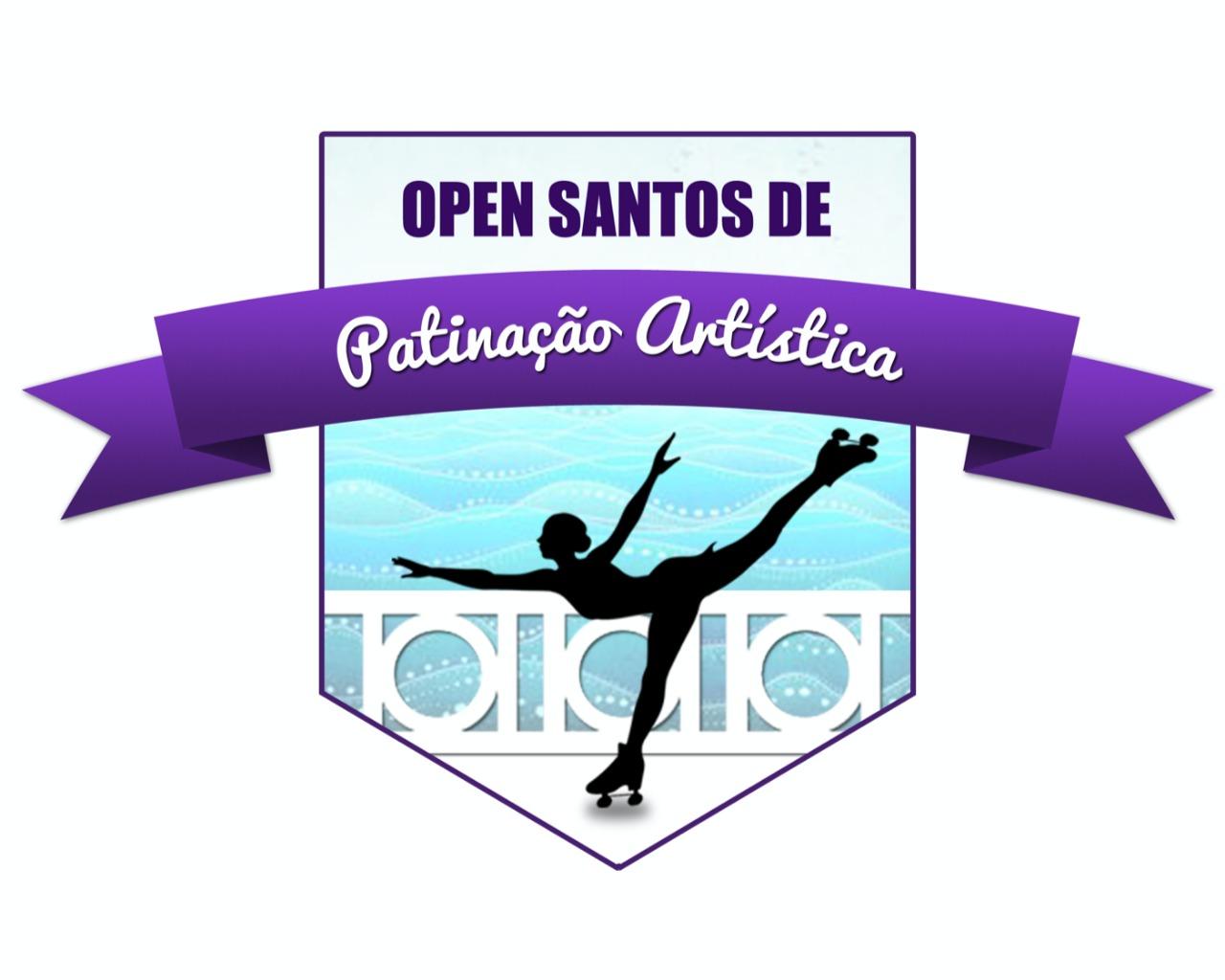 6º Open  Santos de Patinação Artística 2020 @ Ginásio Rebouças - Praça Eng. José Rebouças, S/N - Ponta da Praia